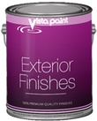 exterior finish paint can