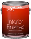 interior finish paint can